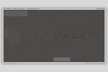 Eduard - Perforated floor plate
