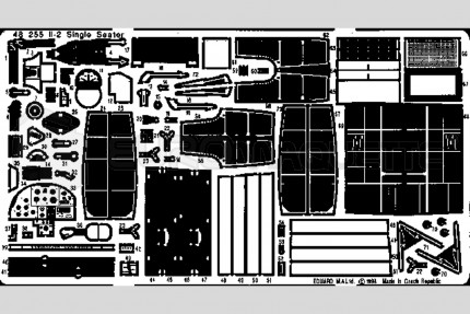 Eduard - IL-2 single seat     (accurate)