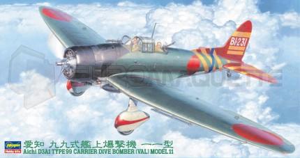 Hasegawa - D3A1 Val