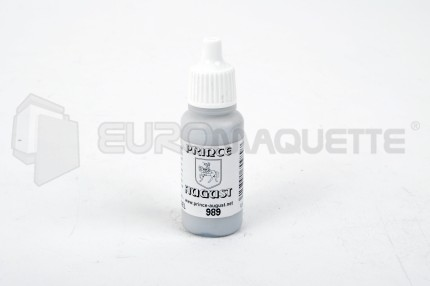Prince August - Gris ciel 989 (pot 17ml)
