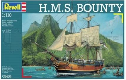 Revell - HMS Bounty 1.110