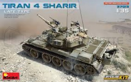 Miniart - Tyran 4 Sharir late type