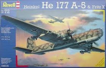 Revell - He 177 A-5 Greif