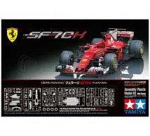 Tamiya - Ferrari F1 SF70H 2017