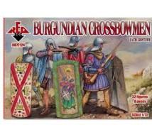 Red box - Burgundian crossbowmen 15s