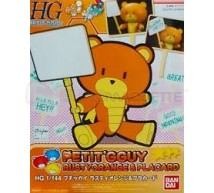 Bandai - Petit Guy orange & placard (0217844)