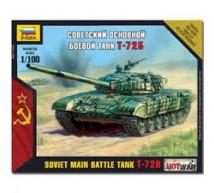 Zvezda - T-72B 1/100