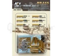 Afv club - 105mm NATO Ammo