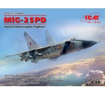 Icm - Mig-25 PD