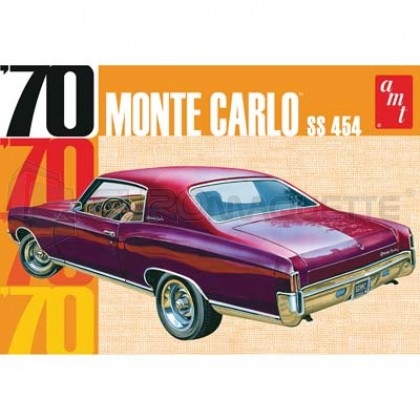 Amt - Monte Carlo 70 SS454