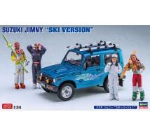Hasegawa - Suzuki JIMMY Ski Version