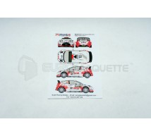 Racing decals 43 - Ford Fiesta WRC Kubica 2014