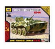 Zvezda - BTR-80 1/100