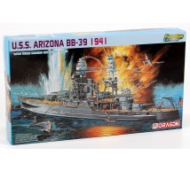 Dragon - USS Arizona 1/700