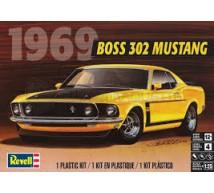 Revell - Mustang Boss 302 1969
