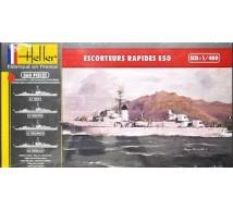 Heller - Escorteur rapide E50