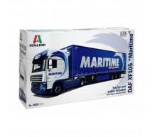 "Italeri - DAF XF105 ""Maritime"""