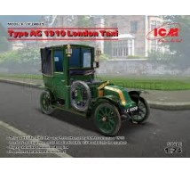 Icm - Renault AG 1910 London Taxi