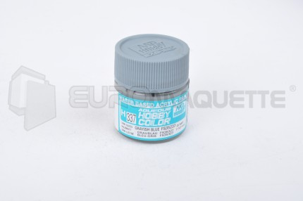 Gunze Sangyo - Gris Bleu US  FS36237 H337 (pot 10ml)