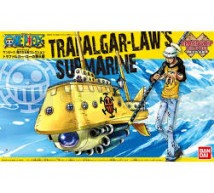 Bandai - One Piece Trafalgar Law Sub (0175298)