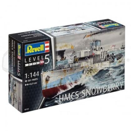 Revell - HMCS Snowberry 1/144