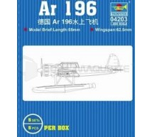 Trumpeter - Ar-196 1/200 (x5)