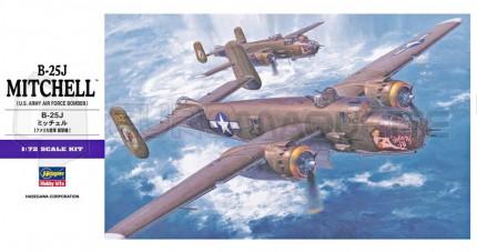 Hasegawa - B-25J Mitchell