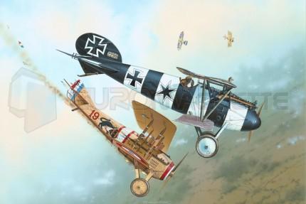 Eduard - Albatros D V (profipack)
