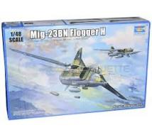 Trumpeter - Mig-27BN Flogger H
