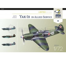Arma hobby - Yak-1b in Allied service
