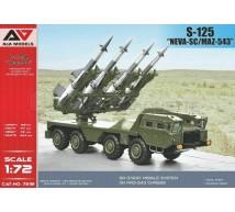 A&a models - C-125M NEVA-SC