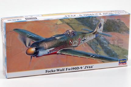Hasegawa - Fw-190 D-9 JV-44