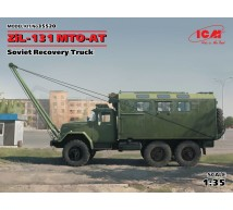 Icm - Zil-131 MTO-AT Recovery truck