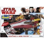 Revell - A-Wing Fighter Red Build & Play