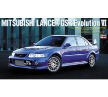 Hasegawa - Mitsubishi EvoVI GSR