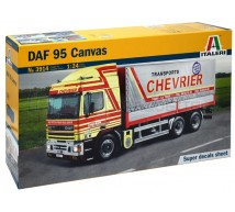 Italeri - DAF 95 Canvas