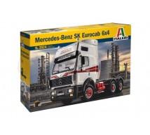 Italeri - MB SK Eurocab 6X4