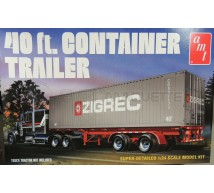 Amt - 40ft container trailer