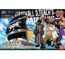 Bandai - One Piece Marshall pirate ship (0200637)