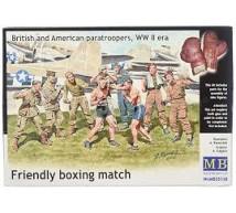 Master Box - Boxing Match WWII