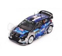 Ixo - Ford Fiesta WRC Tanak MC 2017