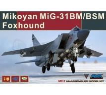 Amk - Mig-31 BM/BSM Foxhound
