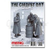Meng - German soldiers in winter (x3)