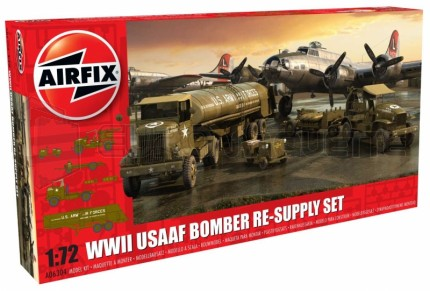 Airfix - USAF Supply set
