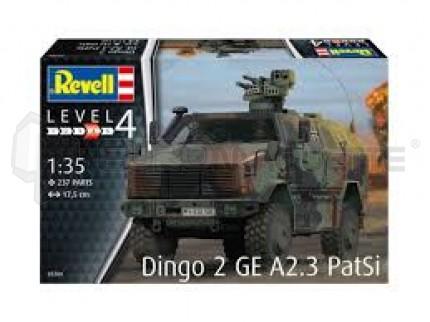 Revell - Dingo 2 GE A2.3 PatSi
