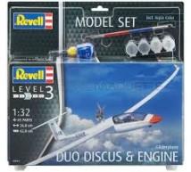 Revell - Coffret Duo Discus & engine