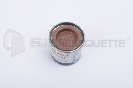 Humbrol - brun mat 186