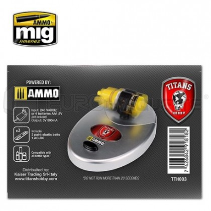 Mig products - Paint Shaker