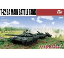 Model collect - T-72BA