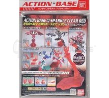 Bandai - Action Base Red 2